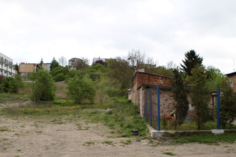 Ulica Malczewskiego 85/87 - maj 2015 r.