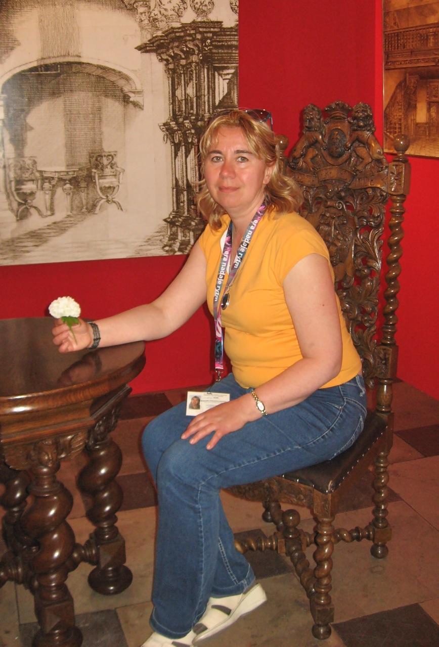 Małgorzata Andrzejewska-Bancewicz - licencjonowany przewodnik