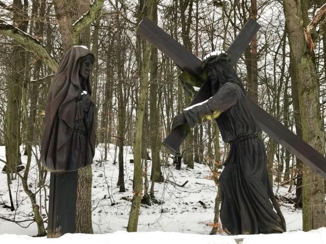 Matemblewo - pomysł na spacer w Gdańsku