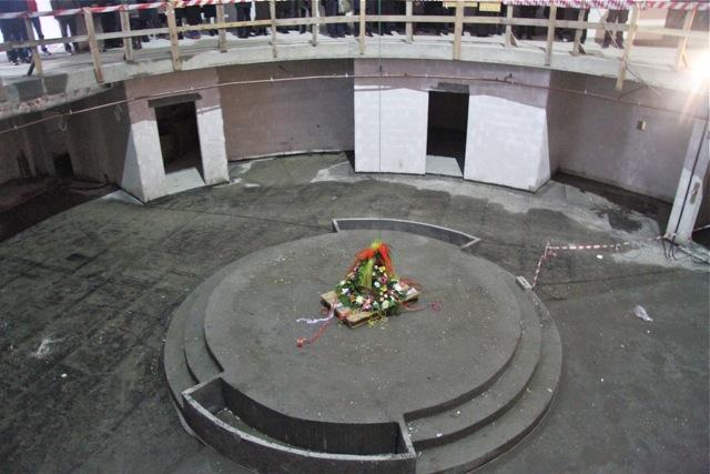 Uroczystość zawieszenia wiechy na siedzibie Meritum Bankimg_9659