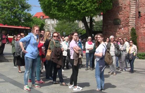 Gdańskie Miniatury śladami historyzmu