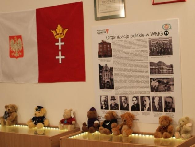 Strefa Historyczna Wolne Miasto Gdańsk - inwazja misiów