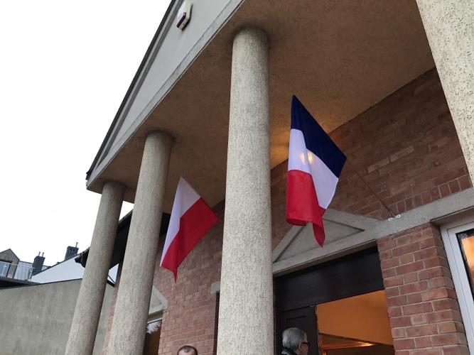 Gdynia. Konsulat Honorowy Francji w Trójmieście