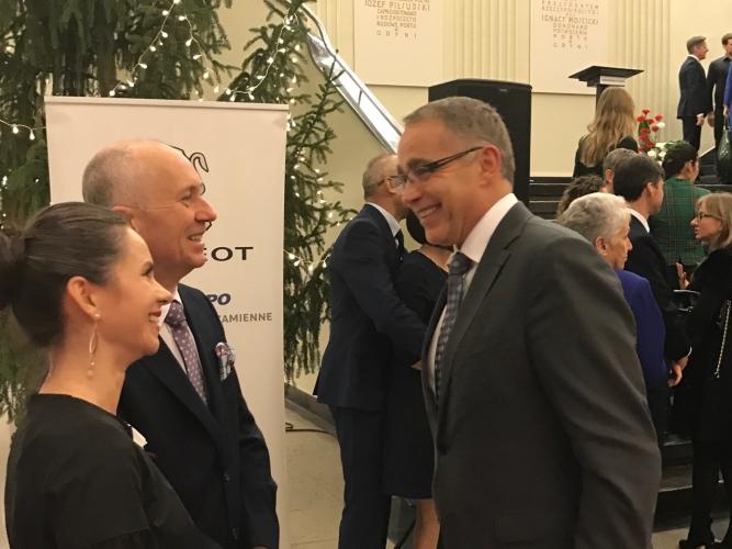 Uroczystość otwarcia konsulatu honorowego Francji w Trójmieście