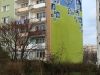 Murale na Zaspie - spacer z Gdańsk 2016
