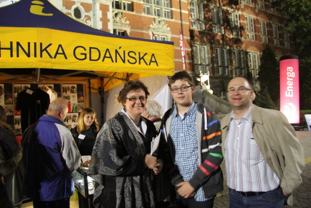 Noc Muzeów - Politechnika Gdańska