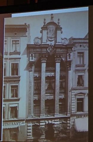 Ulica Ogarna - wykład