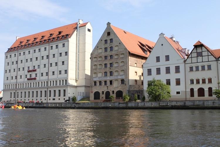 Kajakiem po Gdańsku