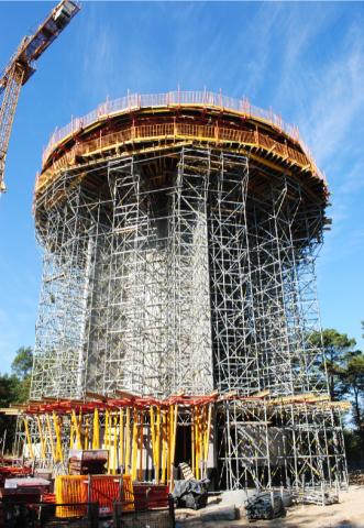 Orlinki - wieża ciśnień