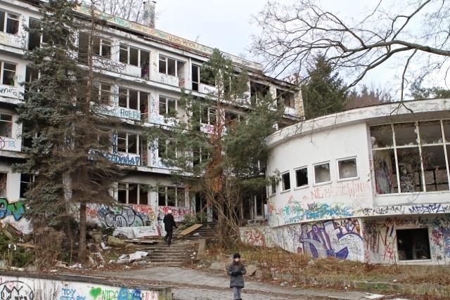 """Dawny Dom Profilaktyczno-Wypoczynkowy """"Zdrowie"""""""