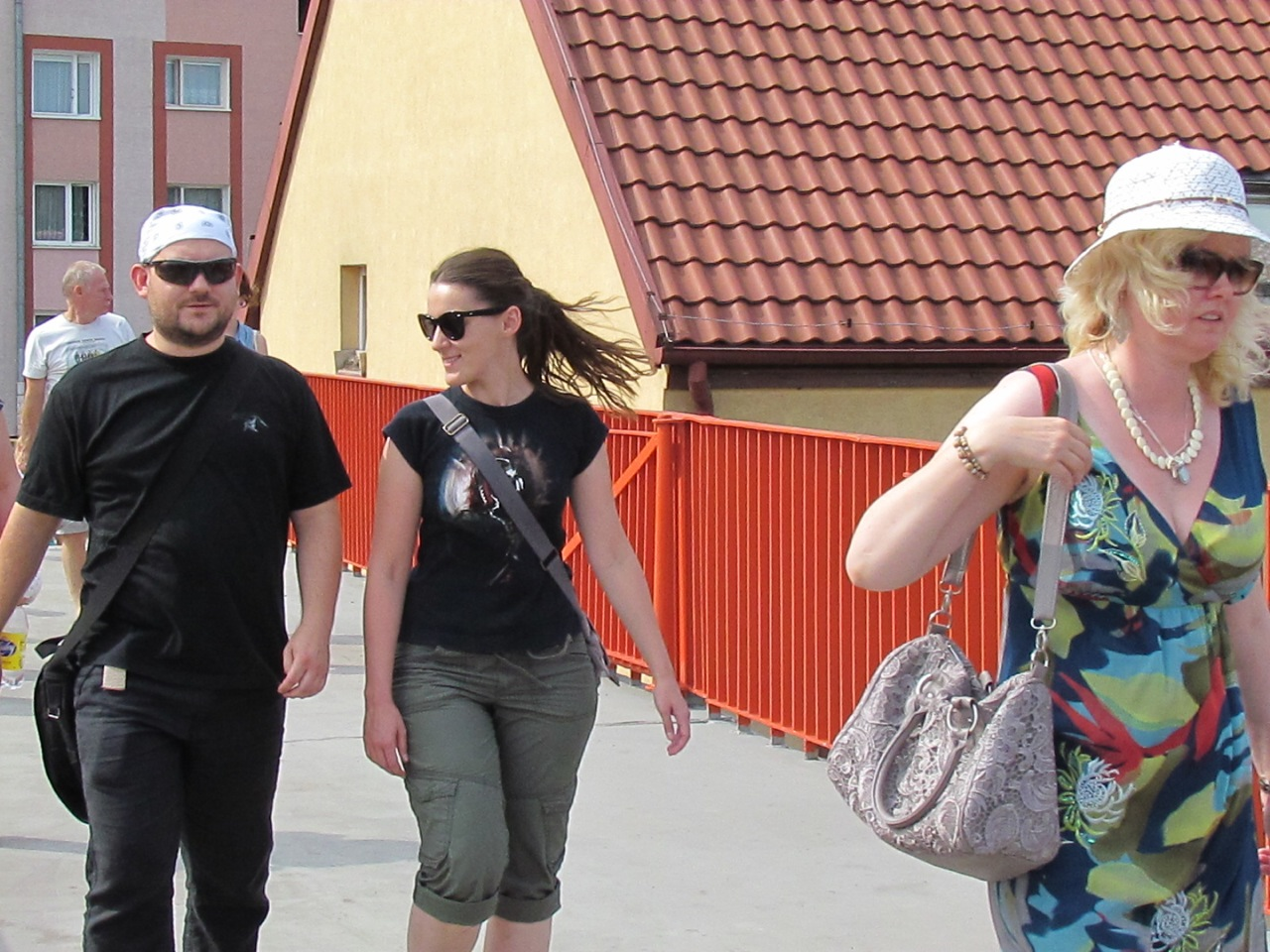 Gdańsk Orunia - iBedekerowy spacer