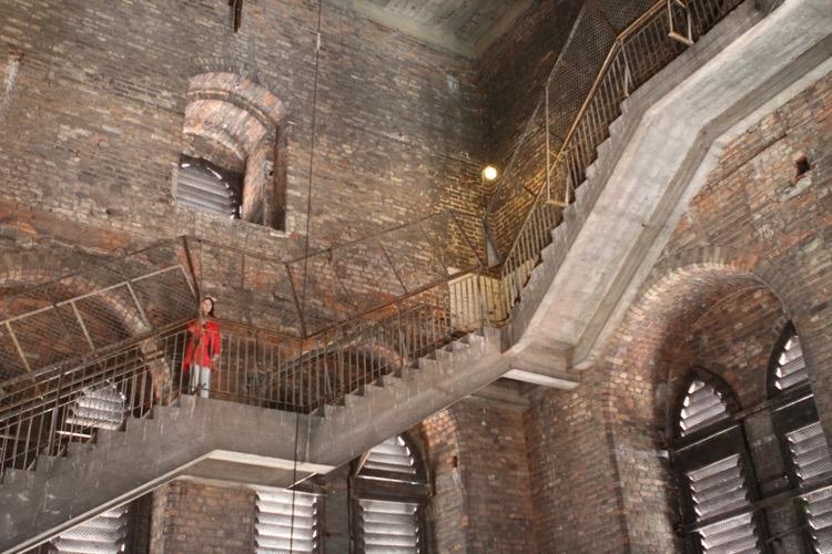 Bazylika Mariacka w Gdańsku - wejście na wieżę