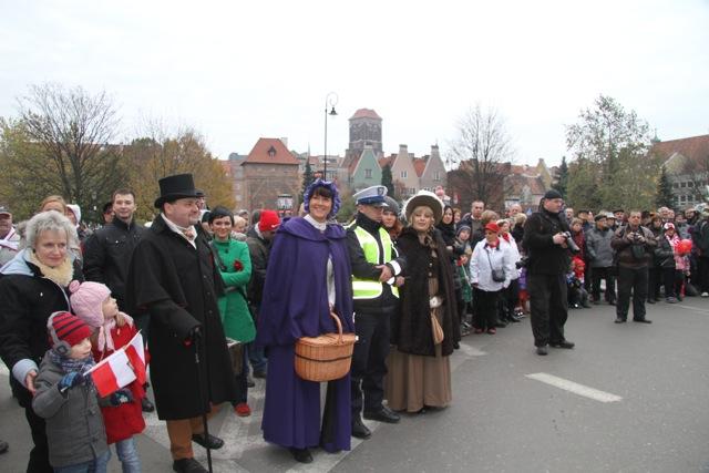 Parada Niepodległości 2012 Gdańsk
