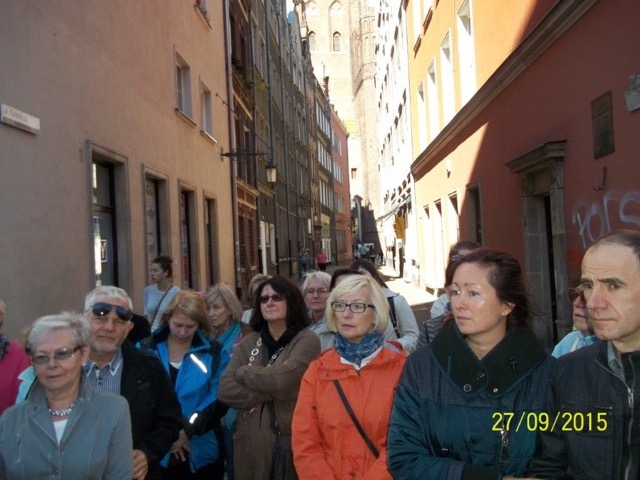 (Za)czytani w Gdańsk - spacer