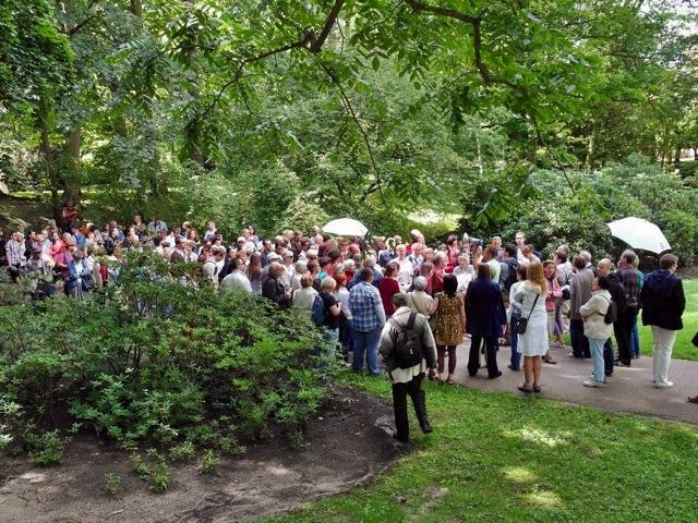 Spacer po Parku Oliwskim