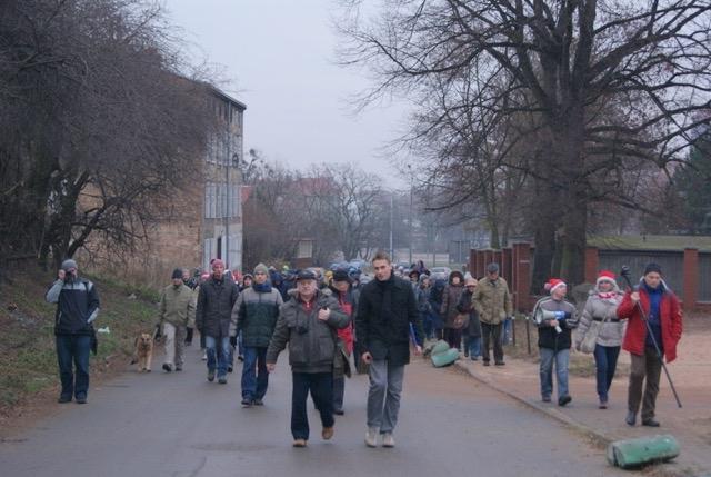 Spacer od Bramy Wyżynnej do Piaskowni