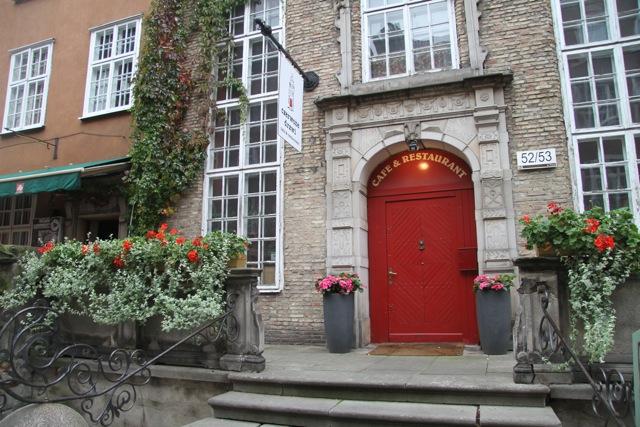 Restauracja Czerwone Drzwi