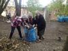 Biskupia Górka - sprzątanie
