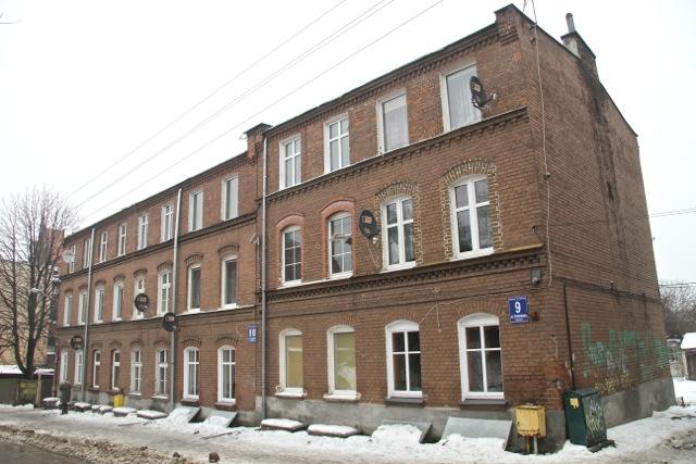 Ulice Gdańska - Pobiedzisko