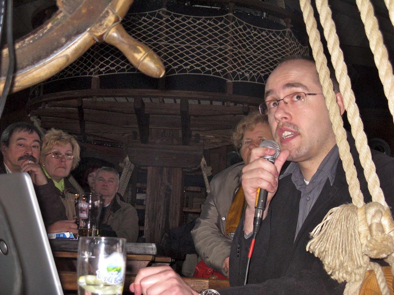 Andrzej Ditrich opowiada o torpedowniach