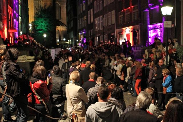 Święto ulicy Mariackiej 2012