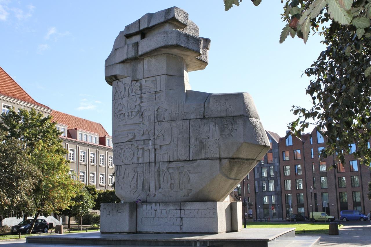 Tym, co za polskość Gdańska