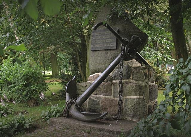 Pomnik Marynarzy / Fot. Ryszard Petrajtis