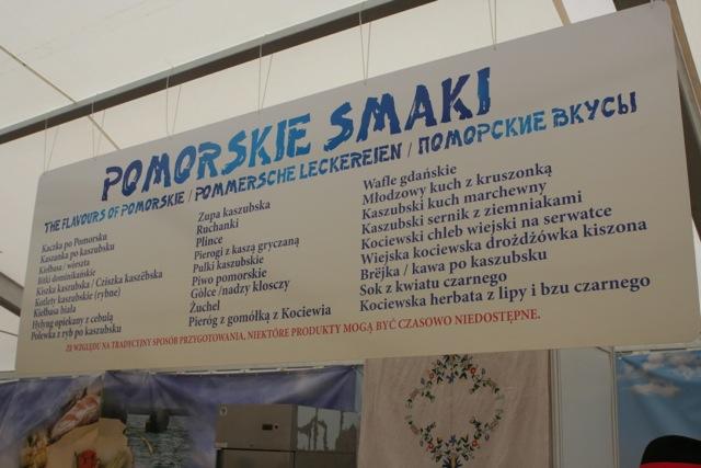 Pomorskie Smaki 2013