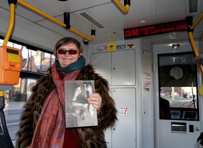 Stanisława Przybyszewska i jej tramwaj w Gdańsku