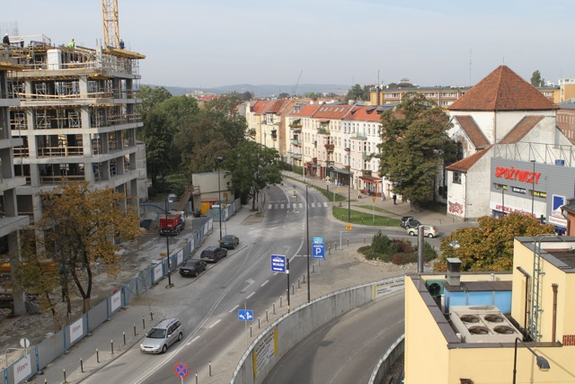 Quattro Towers w Gdańsku