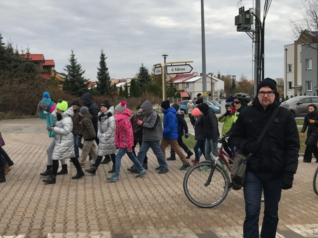 Rondo Graniczne w Gdańsku Kokoszkach