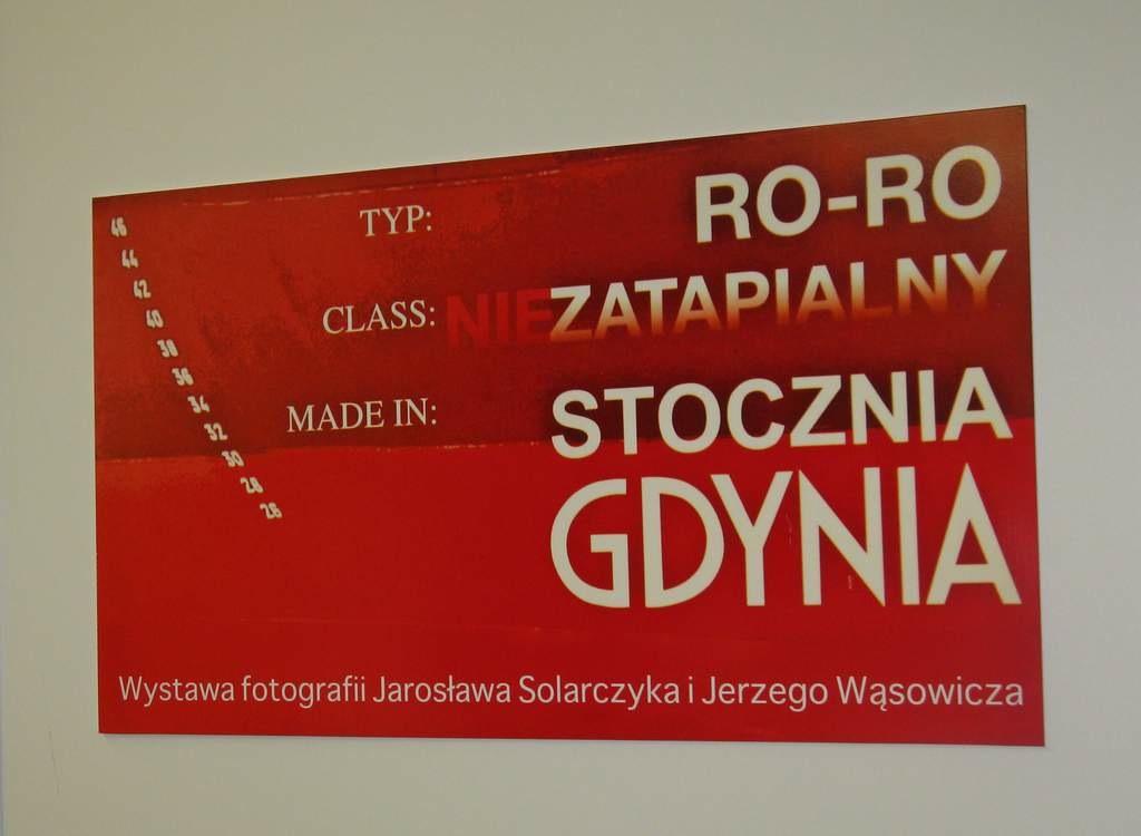 RO-RO Niezatapialny Stocznia Gdynia