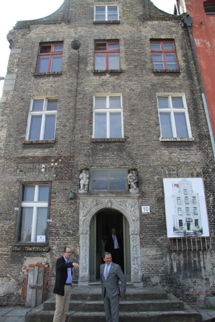 Gdańsk ul. Rycerska 10