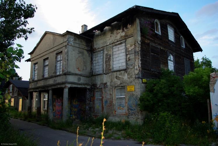 Budynek nr 8
