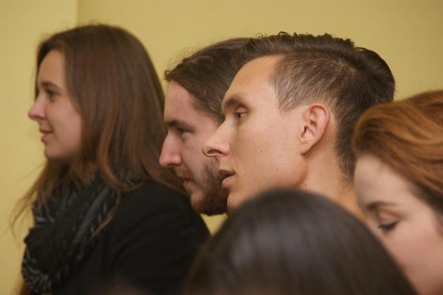 Tomasz Snarski - spotkanie