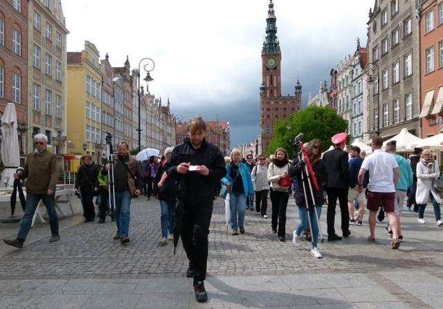 Napoleon w Gdańsku - iBedekerowy spacer / Fot. Elżbieta Woroniecka