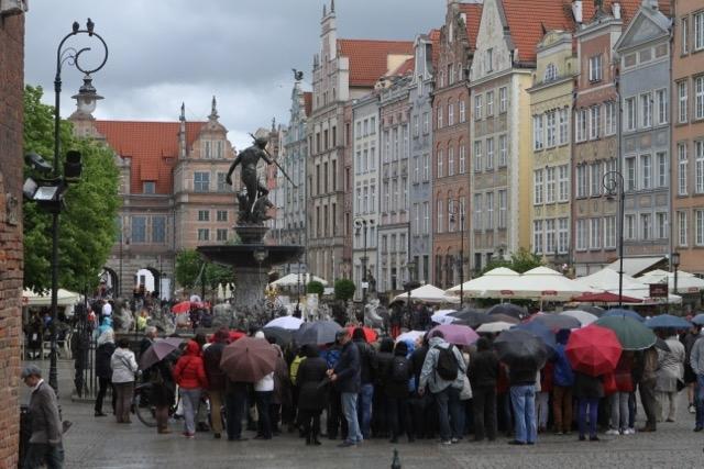 Napoleon w Gdańsku - iBedekerowy spacer
