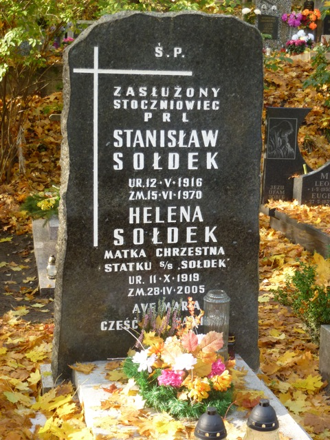 Cmentarz Srebrzysko