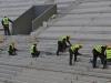 Stadion piłkarski w Gdańsku - 4 maja 2011 r.