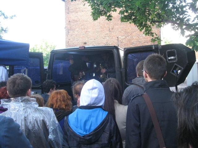 Miejski festiwal Streetwaves