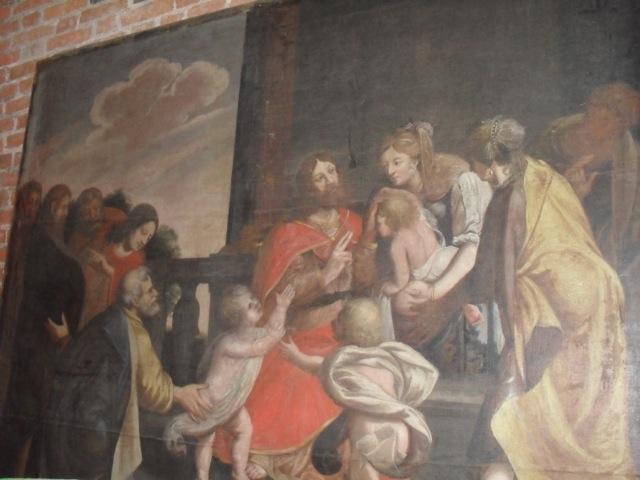 Chrystus i dzieci