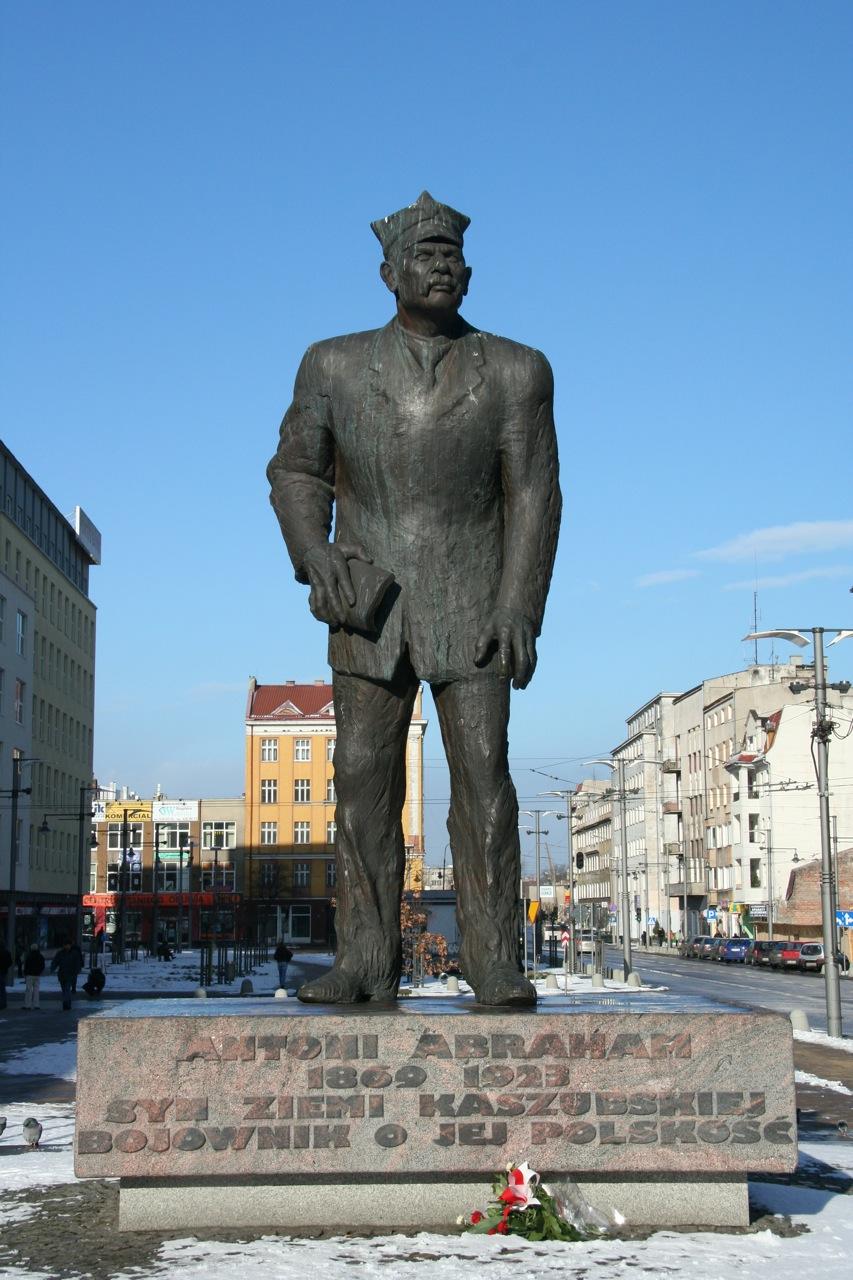 Pomnik Antoniego Abrahama