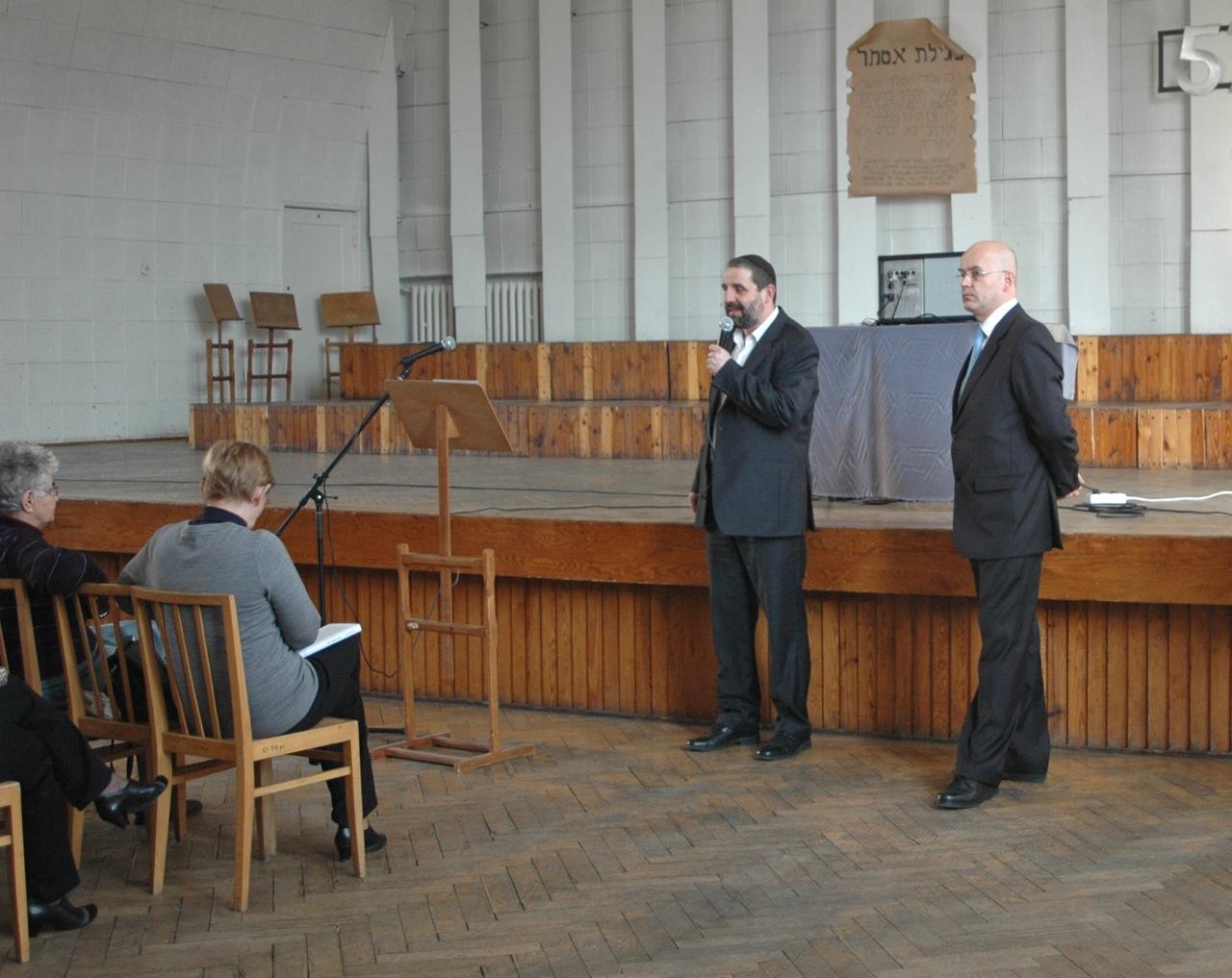 Michał Rucki i Grzegorz Berendt