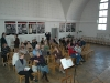 Uczestnicy spotkania w Nowej Synagodze