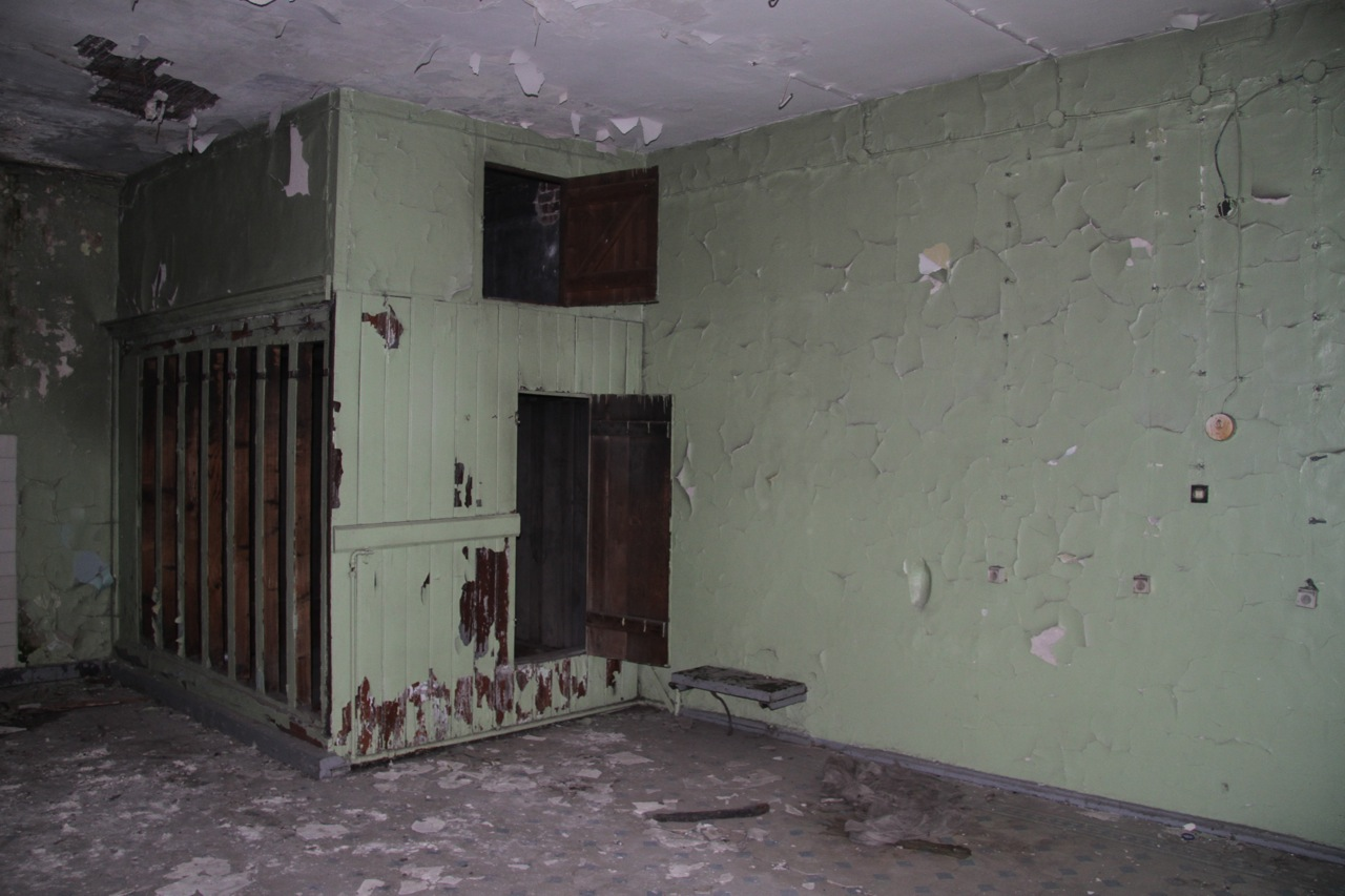 Szpital na Łąkowej / Kieturakisa
