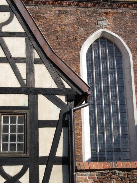 Kościół św. Trójcyfranciszkanie-detal
