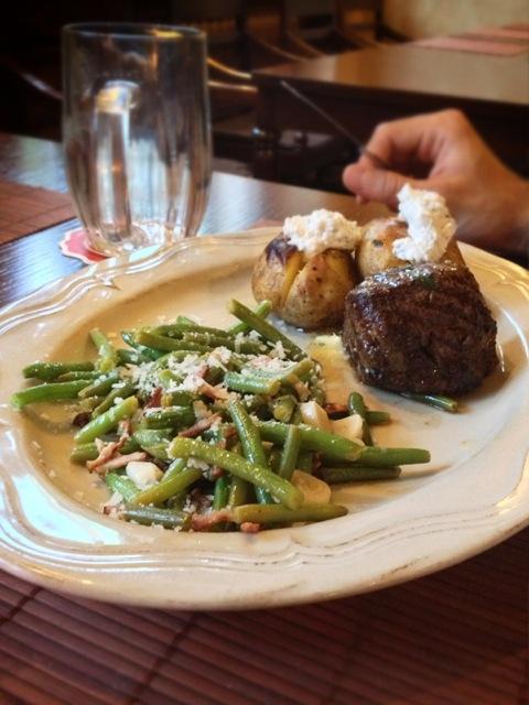 Trattoria la Fortuna - stek