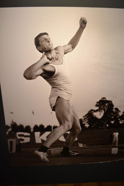 """Najwybitniejszym wychowankiem \""""Żubra\"""" był olimpijczyk Władysław Komar"""