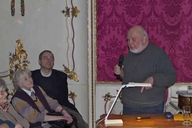 Wykład Andrzeja Trzaski