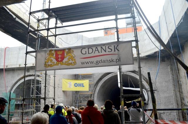 Tunel pod Martwą Wisłą - Dzień Otwarty